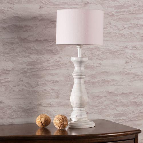 Dekoria Lampa stołowa Katie wys. 63cm, 25x25x63cm z kategorii Lampy stołowe