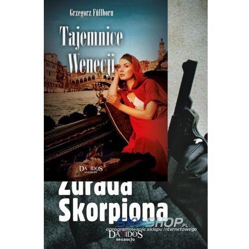 Tajemnice Wenecji t.2 - Grzegorz Fullborn, książka w oprawie miękkej