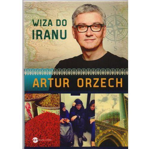 WIZA DO IRANU - wyprzedaż (224 str.)