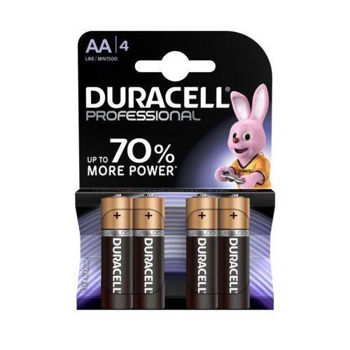 Duracell Baterie professional aa 4szt.