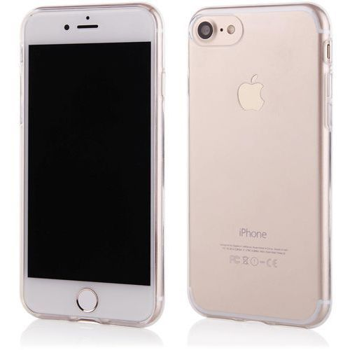 Etui QULT Back Case Clear do iPhone 7 Luxury (5901836732163)