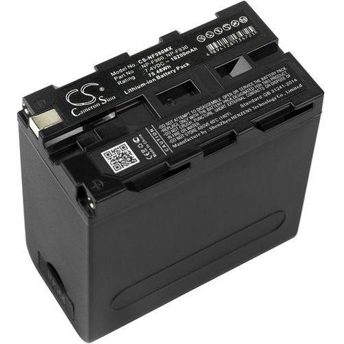 Cameron sino Sony ccd-rv100 / xl-b2 10200mah 75.48wh li-ion 7.4v ()