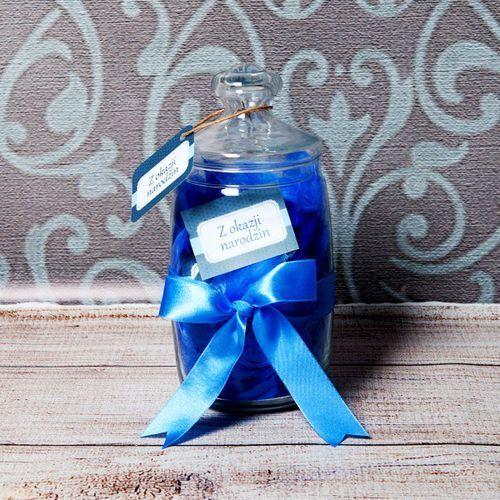 Słój życzeń: Z okazji narodzin - Słój z 31 personalizowanymi karteczkami