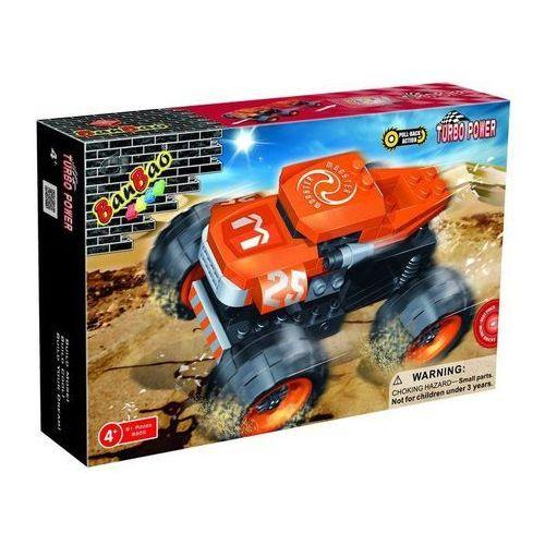 BanBao, Turbo Power, Potwór, klocki, 8605, 81 elementów