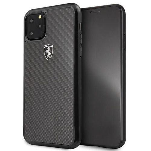 Ferrari FEHCAHCN65BK iPhone 11 Pro Max (czarny), kolor czarny