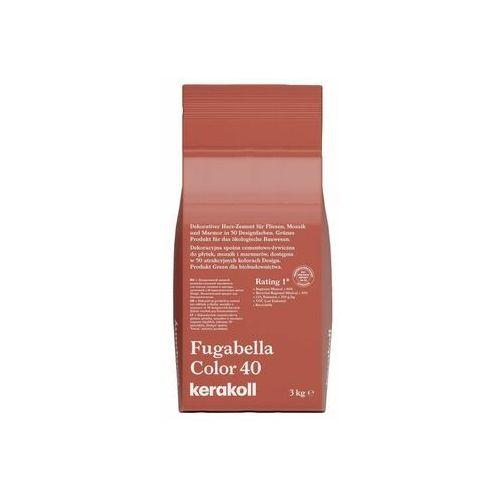 Fuga fugabella color 40 3 kg marki Kerakoll