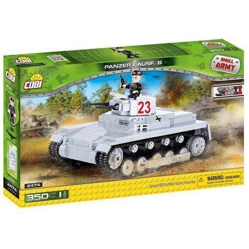 Small Army Panzer I Ausf. B - niemiecki czołg lekk