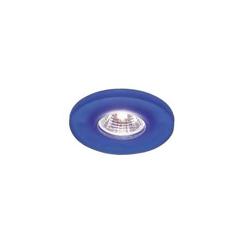 Slv Oprawa wpuszczana oczko disc blue 114707
