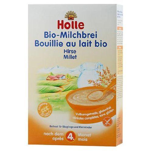 Holle Kaszka mleczno-jaglana pełnoziarnista BIO 4m+ 250 g (7640104950158)