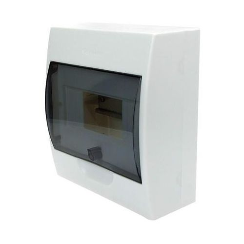 Obudowa EASY9 n/t 1x8 drzwi transparentne EZ9E108S2S SCHNEIDER (3606480768378)
