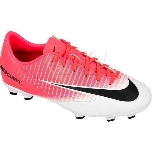 Buty piłkarskie Nike Mercurial Victory VI FG Jr 831945-601