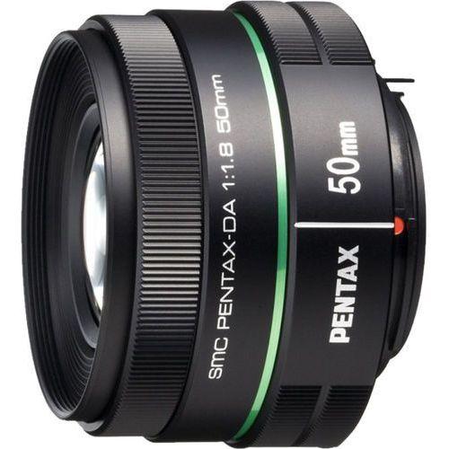 Pentax SMC DA 50mm f/1,8 - przyjmujemy używany sprzęt w rozliczeniu   RATY 20 x 0%