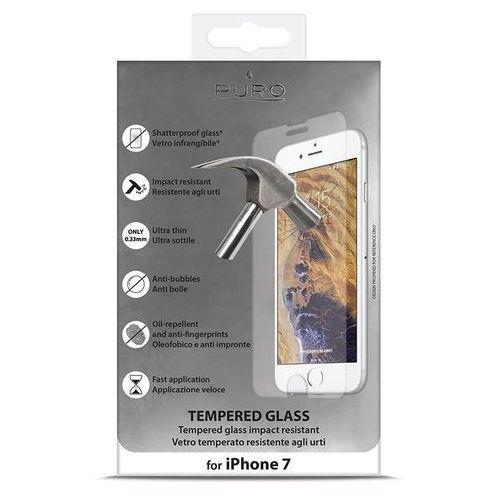 PURO Szkło ochronne do Apple iPhone 7 (SDGIPHONE747) Darmowy odbiór w 20 miastach! (8033830173813)