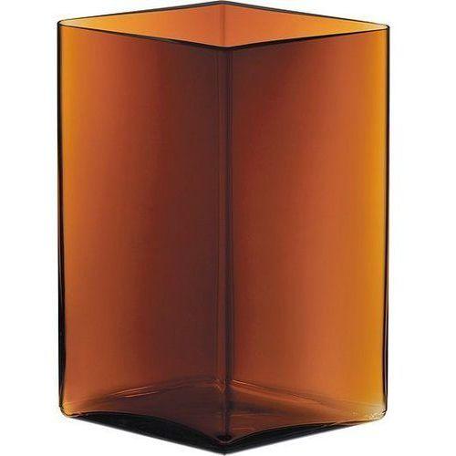 Wazon Ruutu 20,5 cm x 27 cm miedź, 1015593