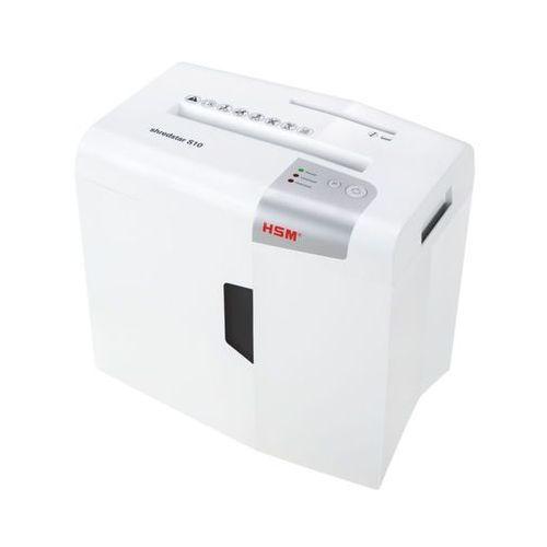 Niszczarka ShredStar S10 WHITE