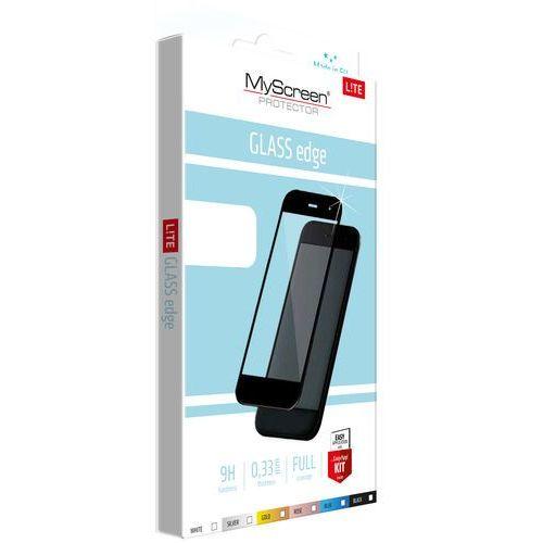 MyScreen Protector L!TE Glass Edge Samsung Galaxy J4+/J6+ (czarny) (5901924958123)