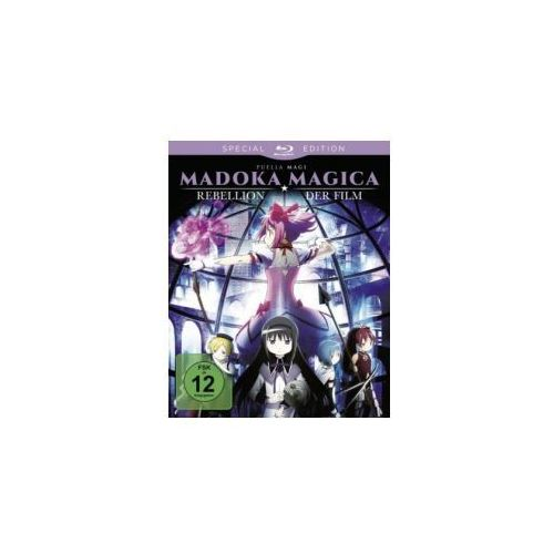 Madoka Magica - Der Film: Rebellion, 1 Blu-ray (Special Edition)