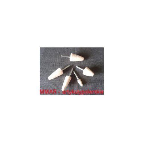 Trzpieniówka polerska filcowa stożkowa 25/50/06 z kategorii Pozostałe akcesoria do narzędzi