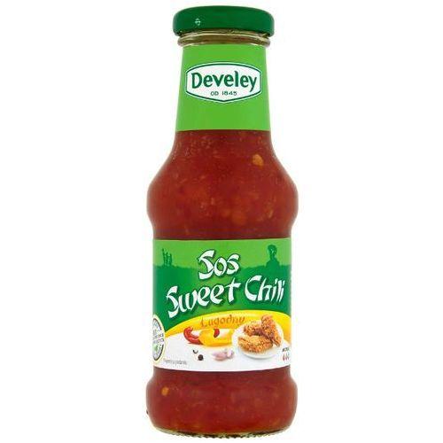 Sos Sweet chili łagodny 250 ml Develey (5906425141838)