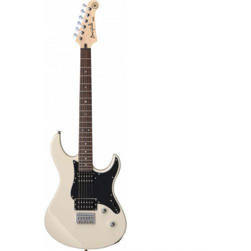 pacifica 120h vw gitara elektryczna, vintage white marki Yamaha