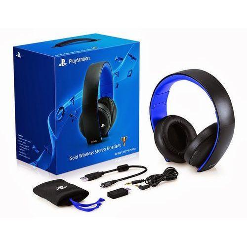 ps4 wireless stereo headset 2.0 (ps4) marki Sony