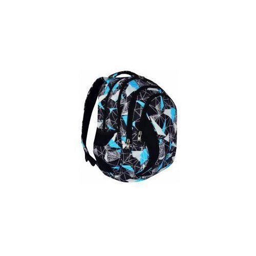 St.-majewski Plecak młodzieżowy 2018 net blue bp-02 st.right gratis