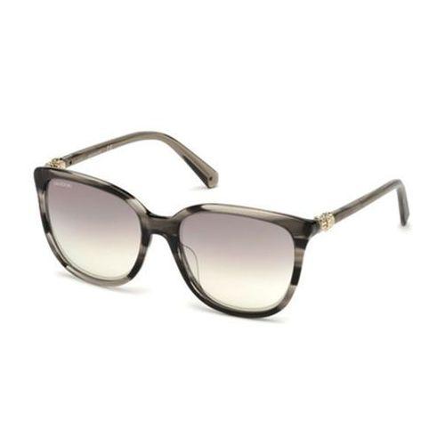 Swarovski Okulary słoneczne sk0146-h 45g