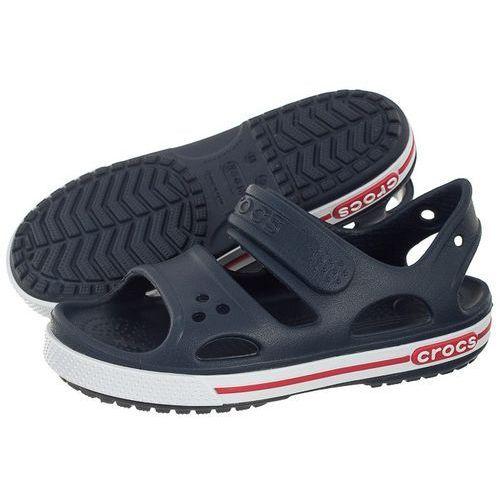 Sandałki crocband ii sandal navy/white 14854-462 (cr74-c) marki Crocs