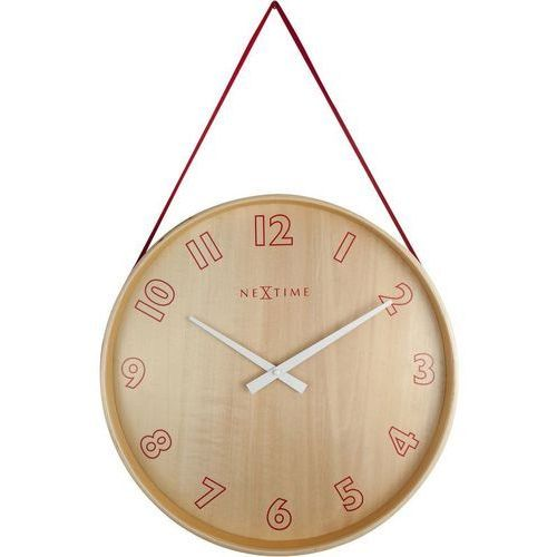 - zegar ścienny loop small marki Nextime
