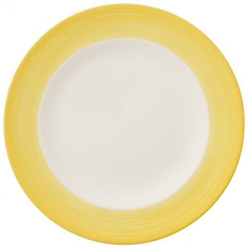 - colourful life lemon pie talerz sałatkowy marki Villeroy & boch