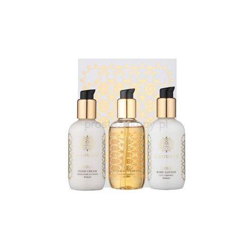 Amouage Gold zestaw upominkowy III. + do każdego zamówienia upominek. z kategorii Zestawy zapachowe dla kobiet