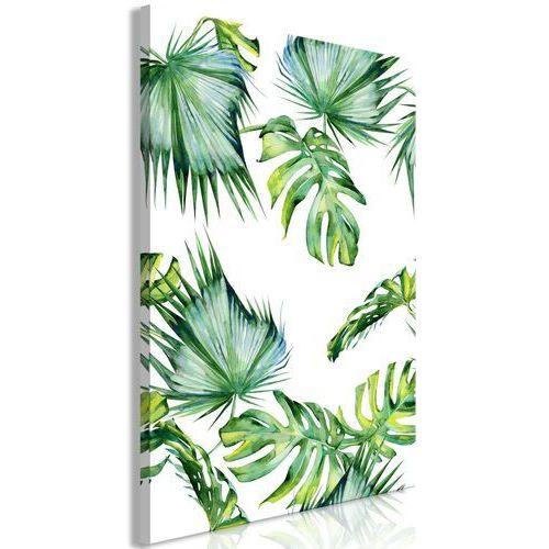 Obraz - klimat dżungli (1-częściowy) pionowy marki Artgeist