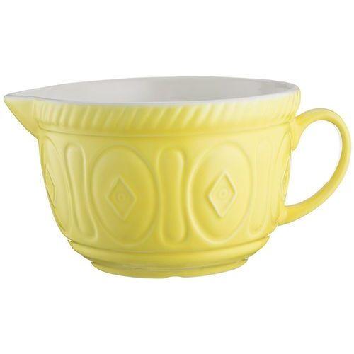 Mc - dzbanek do ciasta naleśnikowego, żółty 2001.793 marki Mason cash