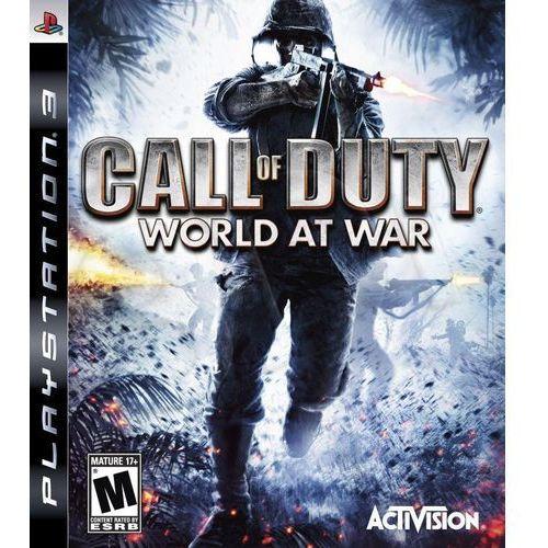 Call of Duty World at War (PS3)