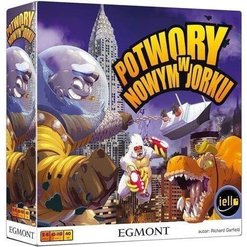 EGMONT Gra Potwory w Nowym Jorku