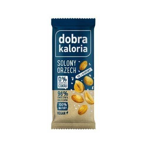 Dobra kaloria Baton owocowy solony orzech 35g - (5903548001995)