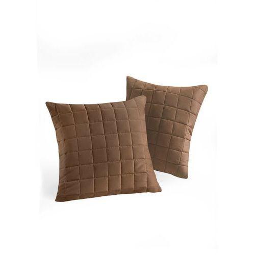 """Bonprix Narzuta na sofę """"nina"""" brązowy"""
