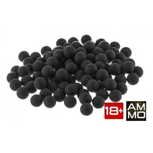 Kule stalowo-gumowe 10mm opakowanie 100 sztuk z kategorii Amunicja do wiatrówek