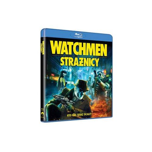 Strażnicy (Blu-Ray) - Zack Snyder (5903570064456)
