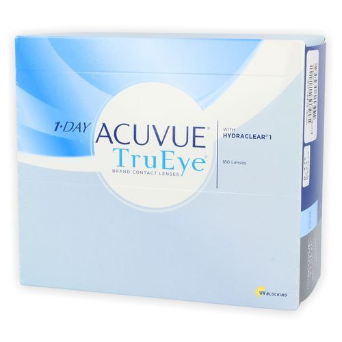 Acuvue 1-Day TRUEYE 180 szt. z kategorii Soczewki kontaktowe