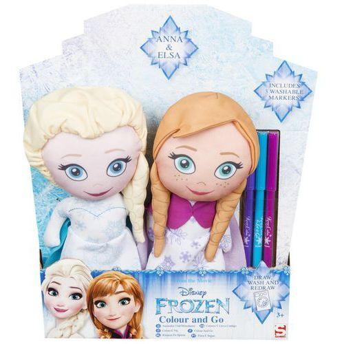 Zestaw kreatywny / pomaluj maskotkę Frozen - Kraina Lodu