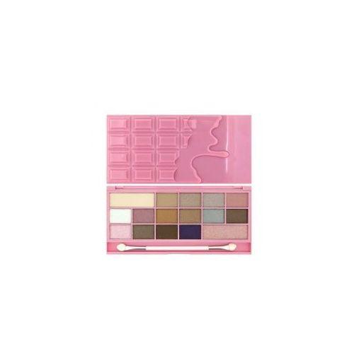 , paleta cieni do powiek, i heart chocolate pink fizz marki Makeup revolution