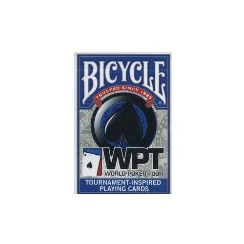 U.s.playing card company Karty do gry bicycle world poker tour (0073854023112)