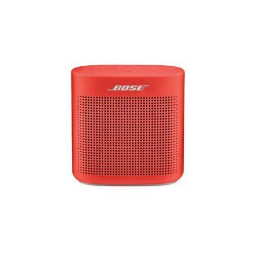Bose Głośnik bluetooth soundlink color ii czerwony
