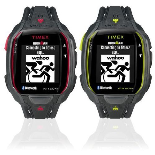 pulse watch ironman run x50+ (hrm) without chest strap wyprodukowany przez Timex