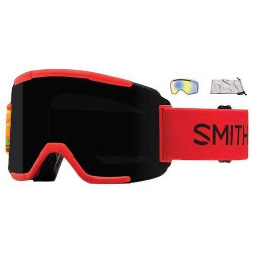 Gogle Narciarskie Smith Goggles Smith SQUAD SQD2BKBUR17