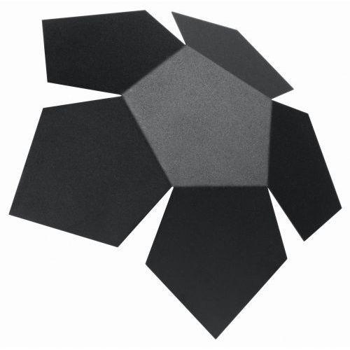Kinkiet PENTA 2xG9/40W/230V czarny (5902622429229)
