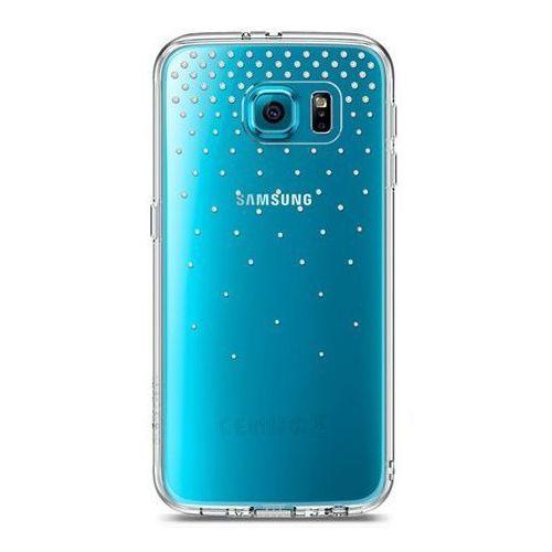 Rearth Ringke Noble Crystal Snow Samsung Galaxy S6 Edge