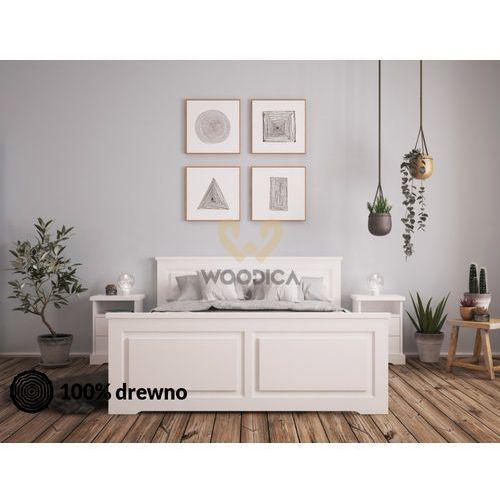 Woodica Łóżko parma 49 ii 120x200. Najniższe ceny, najlepsze promocje w sklepach, opinie.