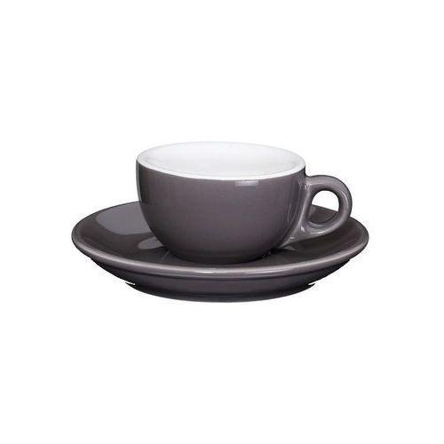 Cilio - Roma - filiżanka do espresso ze spodkiem (pojemność: 0,05 l) (4017166215113)